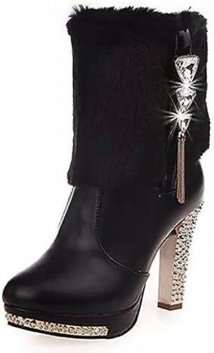 Heels Einzelne Schuhe Sommer Sparkles Licht und Nachts Schuhe. High HBDLH Damenschuhe/10Cm Super