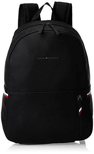 Tommy Hilfiger Essential Backpack, Zaino Uomo, Nero (Black), 1x1x1 centimeters (W x H x L)