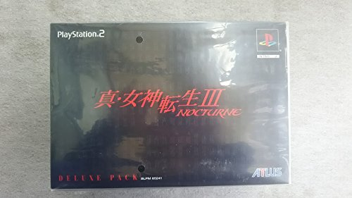Shin Megami Tensei III: Nocturne [Limited Edition][Import Japonais]