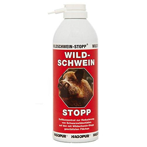 Hagopur Wildschwein-Stopp Rot 400ml