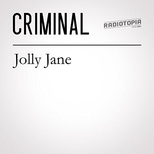 38: Jolly Jane audiobook cover art