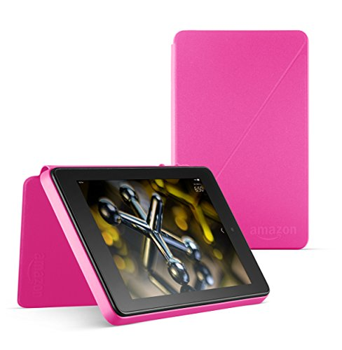 Standing Protective Case for Fire HD 6 (4th Generation), Magenta