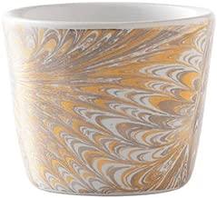 Juliska Firenze Marbleized Medici Nut Bowl Gold/platinum