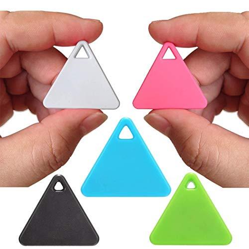 Erholi Ultra-thin Smart Mini Bluetooth Tag Tracker Key Wallet Pet Child Finder GPS Locator Baby Wearables
