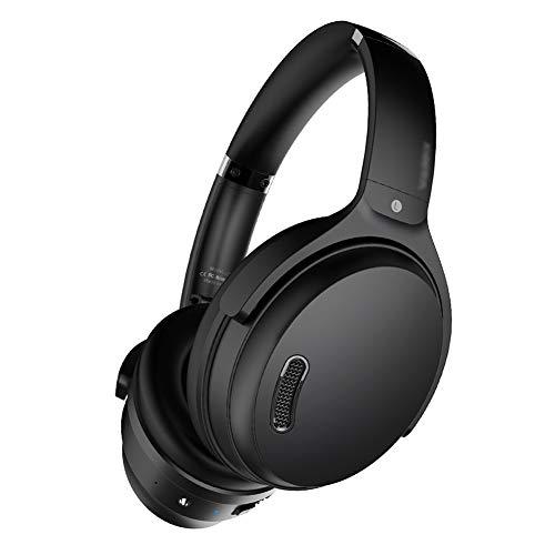 SKK Auriculares Gamer Cancelación de Ruido Activo Bluetooth Auriculares...