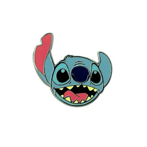Lilo and Stitch Stitch Frauen Pin multicolor Metall Disney, Fan-Merch, Film