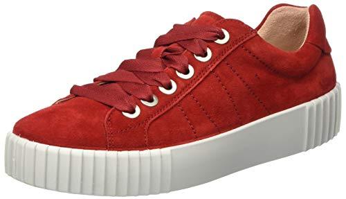 Romika Damen Montreal S 01 Sneaker, Rot (Rot 400), 41 EU