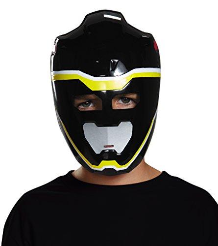 Black Ranger Dino Charge Vacuform Mask