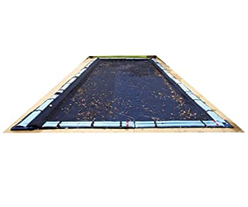 Blue Wave 18-ft x 36-ft Rectangular Leaf Net In Ground Pool Cover