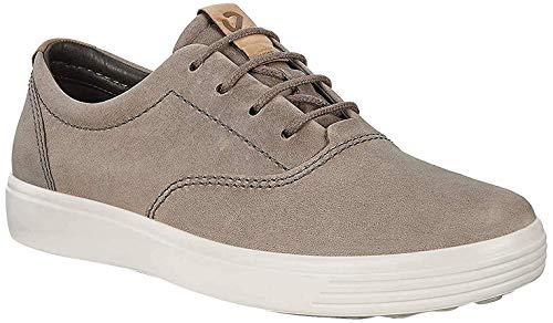 ECCO Soft 7 M, Zapatillas para Hombre, Gris (Stone 2064), 43 EU