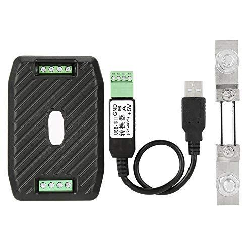 Wattmeter, zuverlässiger Verbrauchsanalysator, ohne(PZEM-017+200A+USB)