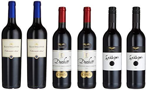 Wein Probierpaket Südafrika Grillmaster (6 x 0.75 l)