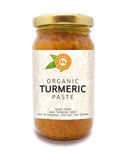 Premium Organic Turmeric Paste 200g