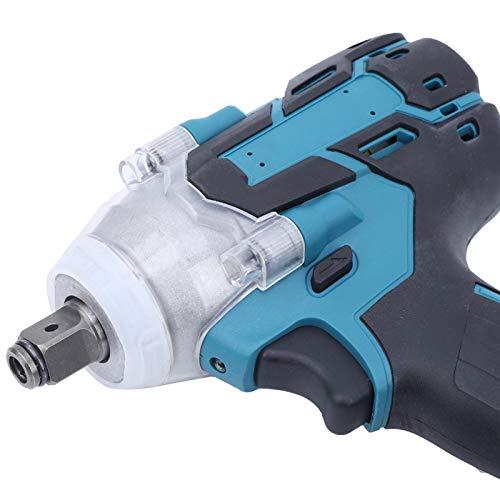 Llave eléctrica, llave eléctrica multifunción, llave eléctrica potente recargable para mantenimiento