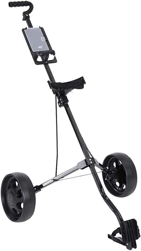Jlong Foldable Golf Cart Houston Mall Japan Maker New 2 Frame Pull Steel Wheel Push