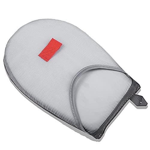 アイロンミトン グレー ハンディ式 アイロン台 手袋 コンパクト