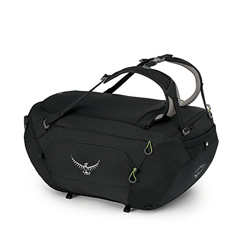 Osprey Packs Bigkit Duffel Bag, Anthracite Black, One Size