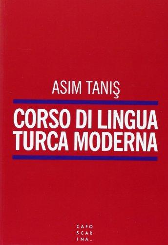 Corso di lingua turca moderna