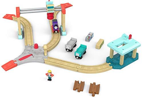 Thomas & Friends Wood, Lift & Load Cargo Set