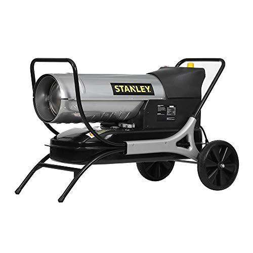 Stanley Calefactor de Aire Forzado de parafina/diésel ST-125T-KFA-E (Enchufe de la EU)