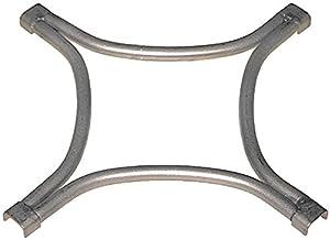 ambach Réducteur étoile pour chalumeau à gaz Longueur 205mm Largeur 205mm pour cuisinière à gaz