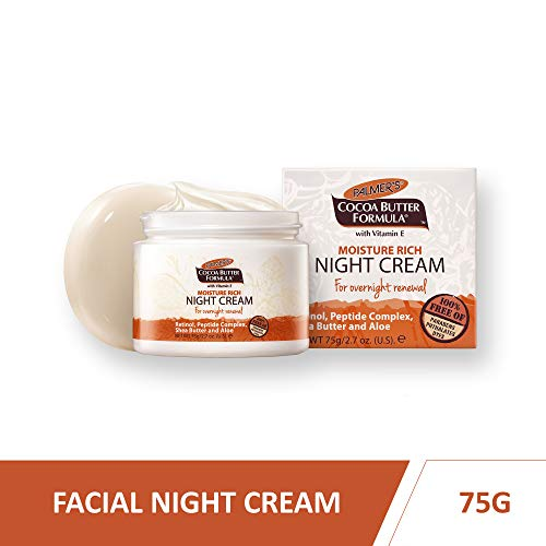 Palmers Cocoa Butter Formula Moisture Rich Night Cream 75G (4545-6Au)