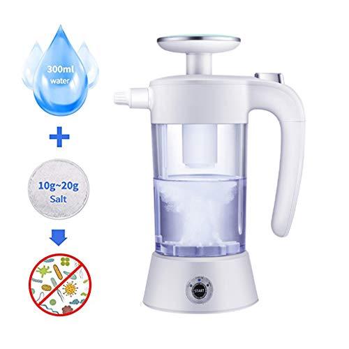 ZTGHS Haciendo Casera Desinfección del Agua De Hidrógeno, Ácido Hipocloroso Máquina Generador De Agua De Hogares Aire Pulverizador De Esterilización Electrodomésticos Cleaner