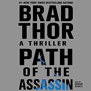 Path of the Assassin audiobook cover art