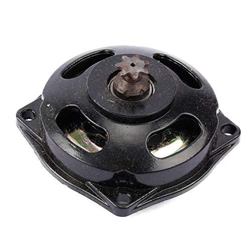 Kupplungsglocke Tuning Pocket-Bike PB 43 49ccm Kupplung glocke mit 7er Ritzel für dünne 25H Kette