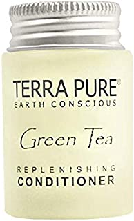 Terra Pure Conditioner, Travel Size Hotel Amenities, 1 oz (Case of 100)