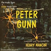 The Music from & More Music from Peter Gunn
