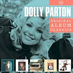 Original Album Classics : Just Because I'm a Woman / Coat of Many Colors / My Tennessee Mountain Home / Jolene / 9 to 5 and Odd Jobs (Coffret 5 CD)