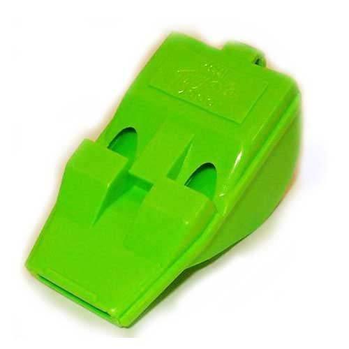 Acme Tornado - Silbato, color verde fosforescente
