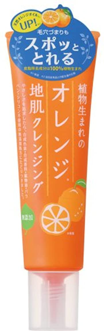 ダイバー引き潮誠意植物生まれのオレンジ地肌クレンジングN