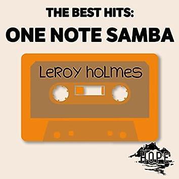 The Best Hits: One Note Samba