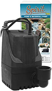 EasyPro Pond Products TLS2750 Spirit Pond and Waterfall Pumps, 2750 GPH