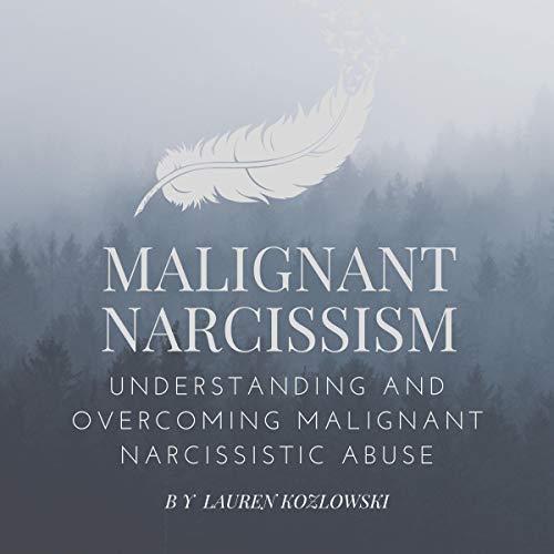 Couverture de Malignant Narcissism