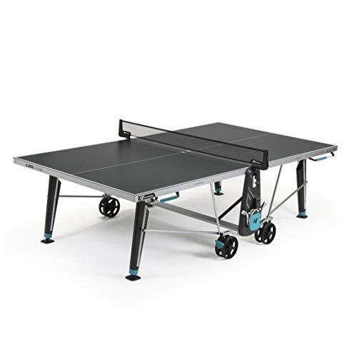 Cornilleau Sport 400X Outdoor Crossover Tennis Table - Grey
