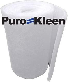 Puro-Kleen Ultra-Guard Premium Pond & Aquarium Filter Media 20 inches x 6 Feet