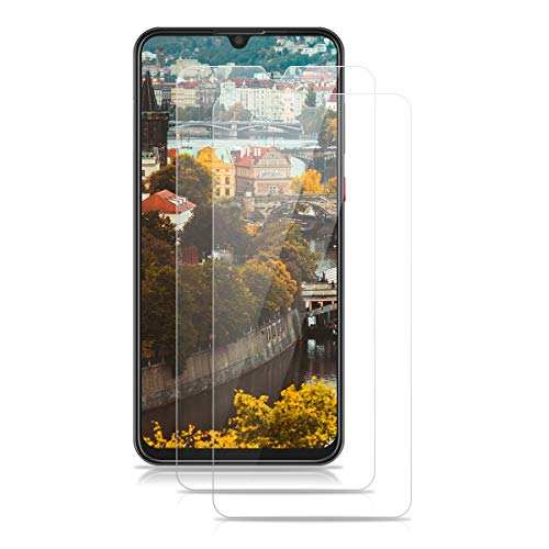 Panzerglas für ZTE Blade V10 Vita Schutzfolie 2 Stück Panzerglasfolie 9H Festigkeit Bildschirmschutz Anti-Kratzen Tempered Glass Screen Protector 2.5D R&e Schutzglas HD Klar Folie für ZTE Blade V10 Vita