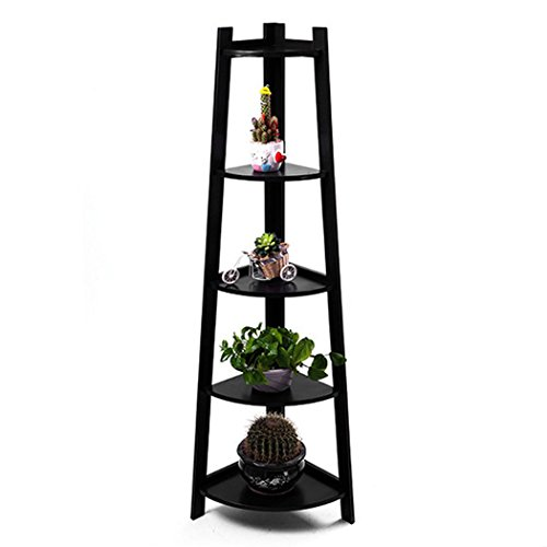 Living Room 5 Tiers Ladder Corner Stand