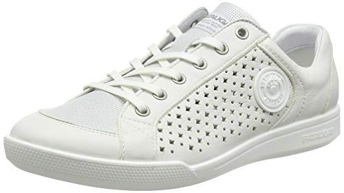 Pataugas Pacha F2e B, Zapatillas para Mujer, (Blanc 100), 36 EU