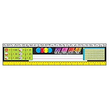 Grades 3-5 Desk Toppers® Reference Name Plates  Modern