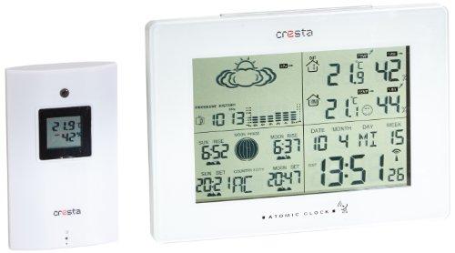 Cresta DTX370WH Wetterstation