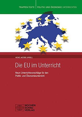 Europa im Unterricht: TrappenTexte Band 7