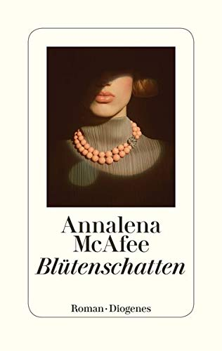 Buchseite und Rezensionen zu 'Blütenschatten' von Annalena McAfee