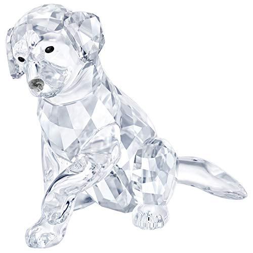 Swarovski Labrador Mother, Kristall, transparent, 6,1 x 6,8 x 4,2 cm