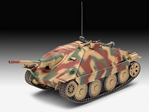 Revell HETZER Jagdpanzer 38 t 3272, Grün