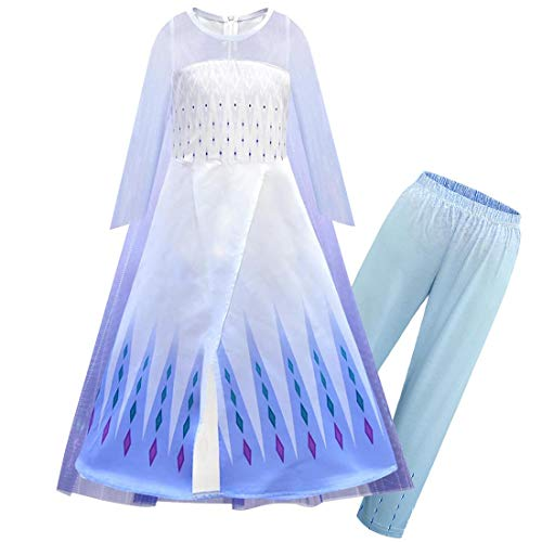 Princess Costumes for Girls Halloween Party Cosplay Dress Up