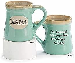 Burton & Burton Nana Best Job Ever Porcelain Mug